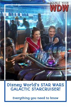 Learn everything you need to know about Disney's newest resort. The Star Wars Galactic Star Cruiser is a one of a kind experience that puts you fully in the world of Star Wars. Learn about room types, pricing, activities, and more here! Star Wars | Disney | Disney World | Hollywood Studios | Galaxy's Edge | Disney vacation | star wars vacation | Disney planning Disney World Hotels, Disney World Parks, Disney World Planning, Walt Disney World Vacations, Disney World Resorts, Disney Rides, Disney Disney, Disney On A Budget, Disneyland Tips