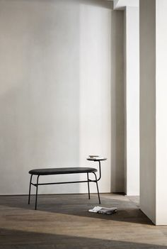 It started with a chair… the Afteroom Dining Chair, a minimalist beauty designed by Stockholm studio Afteroom, so simple and elegant that it spawned an entire
