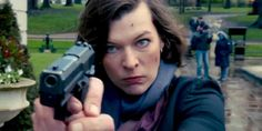 The Studios Are Going After People Who Have Downloaded Milla Jovovich's New Movie - Movie Piracy is wrong amd you can still get caught, give the studios and actors the money they deserve