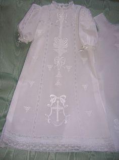 Heirloom Christening Gowns