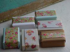 novos embrulhos- sabão natural / sabão vegetal / natural soap / handmade soap / homemade soap / packaging