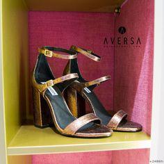 54c4a06d872 Steve Madden Parsson bronze metallic. Aversa Shoes