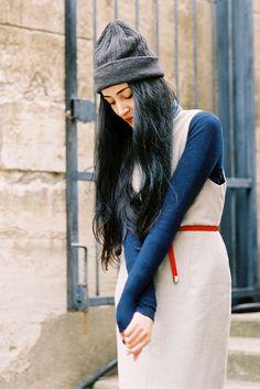 Nadia Sarwar shot by Vanessa Jackman.