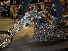 Ghost Rider Bike. This my dream motorcycle.
