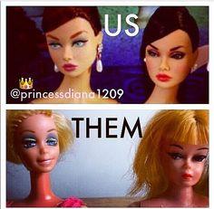 Us vs them ;)  @saralynn5309  @IzyLondon  @hesskrew @kerrymodin @danielle29