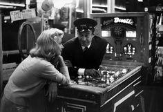 """pinballforever: """"Robert Doisneau 1950 """""""