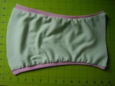 1st part of gcover diaper tutorial with pics