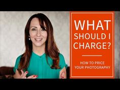 what should I charge for my photography?