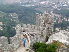 Portugal - Travel Guide and Travel Info ~ Tourist Destinations Sintra Portugal, Visit Portugal, Spain And Portugal, Portugal Tourist Attractions, The Places Youll Go, Places To See, Portugal Travel Guide, Portugal Vacation, Portugal Trip
