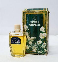 soviet perfume