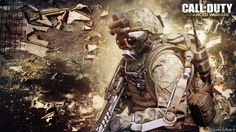 Download Call of Duty Advanced Warfare Soldier Wallpaper by Syanart 1920x1080