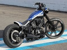 Copper Bolt by Low and Mean at Sturgis Yamaha Bolt - YouTube