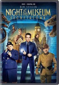 (Black) At The Museum: Secret Of The Tomb (DVD)