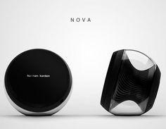 The Harman Kardon Nova wireless speakers l #amplifiers #DSP