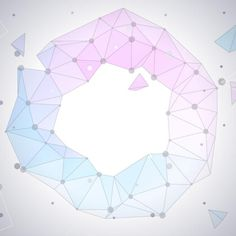 NETWORK VECTOR BACKGROUND