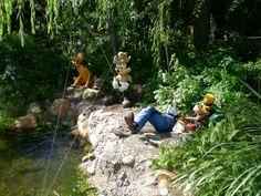 Fishing in Walt Disney World. Family Fun Outside the Parks in Walt Disney World. www.MagicalMickeyTips.com Patricia@Simpleluxuriestravel.com