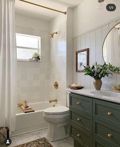 Bathroom Renos, Laundry In Bathroom, Small Bathroom, Bathroom Ideas, Beadboard In Bathroom, Bathroom Updates, Washroom, Bath Ideas, Diy Playbook