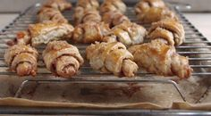 Cinnamon Rugelach, adapted from The Smitten Kitchen Cookbook | The Littlest Bakehouse