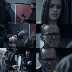 It doesn't matter how much they mess with his head, Coulson is a fucking nerd and I love it