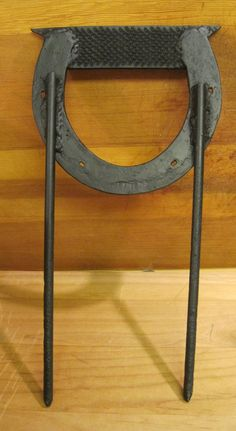 Horseshoe Boot Scraper $25.00