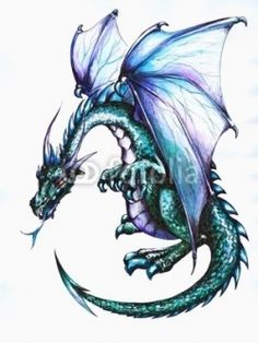english Dragon Tattoos for Women | Out of all the mythological creatures Dragons…