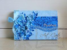 Art-Carta  : Niebieskie czekoladki