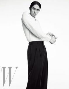 Seulong - W Magazine July Issue '15