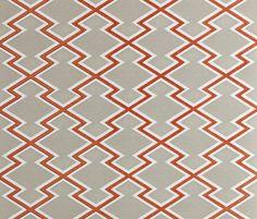 Corail wallpaper by Wow  via Design Boom