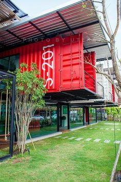 Foto de Sleep Box Hotel, Chiang Mai: photo0.jpg - Confira as 51.701 fotos e vídeos reais dos membros do TripAdvisor de Sleep Box Hotel