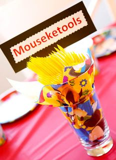 Mickey Mouse Clubhouse Birthday Ideas