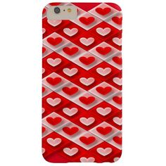 Love Zigs and Zags Barely There iPhone 6 Plus Case