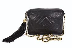 ffc6ec7fc07a Vintage CHANEL Camera Bag at Rice and Beans Vintage Luxury Handbags