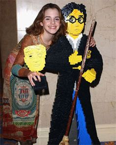 Harry Potter by Lego.