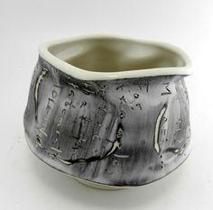 Dawley Narrative Ceramic Tea Bowl