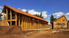 Orfanato no Quênia