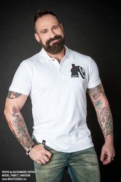Beards and Tattoos Beard Love, Latest Issue, Beard Tattoo, Beard No Mustache, Facial Hair, Bearded Men, Tatoos, Polo Ralph Lauren, How Are You Feeling