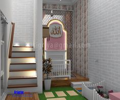 Salon Interior Design, Interior Design Inspiration, Small Apartment Bedrooms, Prayer Corner, Home Decor Shelves, Islamic Decor, Prayer Room, Small House Design, Living Room Pictures