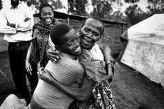 Reza Deghati: Relatos de los niños perdidos. Fotografías tras el genocidio de Ruanda