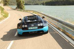 Bugatti Veyron 16.4 Grand Sport Vitesse in Spain