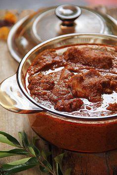 Spicy Chilly: Kerala Chicken Curry / Nadan Chicken Masala (stepwise method)