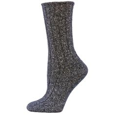 Luxurious wool and silk b.ella Erin socks in beautiful speckled hues- perfect to pair with your new boots! Made in the USA.