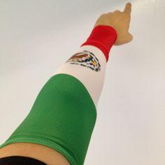 Mexico Flag Arm Sleeve