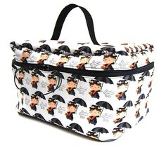 """Lunch Box """"Mary Poppins"""" Mary Poppins, Diaper Bag, Lunch Box, Bags, Inspiration, Handbags, Biblical Inspiration, Dime Bags, Mothers Bag"""