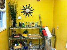 Reggio Inspired Environment, Atelier, The Compass School Cincinnati
