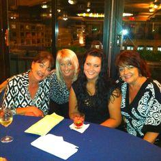 Ladies night at the Washington Press Club