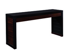 5291-10 Clinton Sofa Table Hickory Chair console