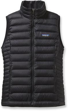 Patagonia Down Sweater Vest - Women's XS (black)