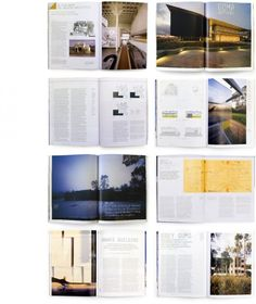 architecture australia magazine editorial design by round - Design Architecture Magazine