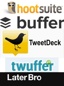 #Tweet while you sleep. But which #autotweet software tool is the best?