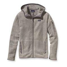 Warm!!! Will need this in Dec & Jan  Patagonia Women's Better Sweater™ Full-Zip Hoody